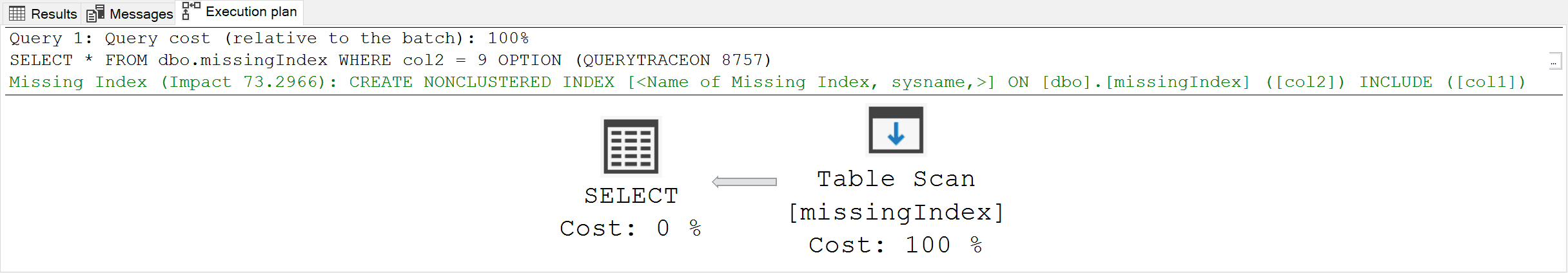 missing-index-feature-recommendation-execution-plan